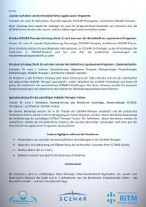 Вена, скэнар терапия, альтернативная медицина, конференция. Оксана Гаврилова. Wien, Scenar Therapie, Alternativmedizin, Skenar Therapie Konferenz 3, Mag. Oksana Gavrilova.