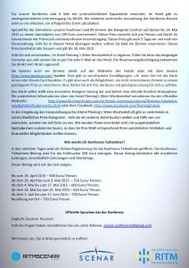 Вена, скэнар терапия, альтернативная медицина, конференция. Оксана Гаврилова. Wien, Scenar Therapie, Alternativmedizin, Skenar Therapie Konferenz 4, Mag. Oksana Gavrilova.